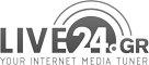 Live24.gr: Greek radio station streaming services